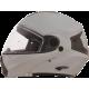 Casca Flip-Up AFX  FX-36 culoare argintiu marime S