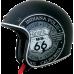 Casca Semiintegrala AFX  FX-76 Route 66 culoare: negru mat marime M