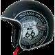 Casca Semiintegrala AFX  FX-76 Route 66 culoare: negru mat marime XS