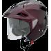 Casca Semiintegrala AFX  FX-50 culoare rosu mat marime XL