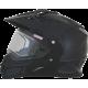 Casca Snowmobile AFX  FX-39DS Viziera dubla culoare neagra marime M