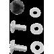 Kit AFX suruburi de schimb casca AFX FX-41 DS