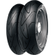 Anvelopa Continental Sport Attack 120/70ZR17 (58W) TL