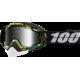 Ochelari Snow/Ski 100% Racecraft Bootcamp Lentila Oglinta Argintiu