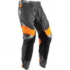 Pantaloni motocross Thor Prime Fit Rohl marime 34 Portocaliu/Gri