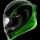 Casca Integrala Icon Airframe Pro Halo culoare negru/verde marime L