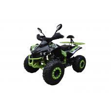 """ATV KXD 125cc -008 S PRO, roti de 8"""" , culoare negru/verde"""