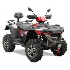 ATV Linhai M565L, Culoare - Rosu/Negru, 500cc, EPS 4x4, 2021 - INMATRICULABIL