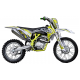 "Motocicleta Cross KXD 250cc ALFARAD 4T Roti 19""/21"" Culoare Lemon"