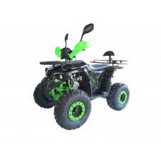 """ATV KXD 4T 125cc 006 Mars Roti de 8"""" culoare Negru/verde"""