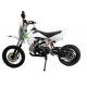 "Motocicleta Cross Copii KXD 125cc DB 607A 4T Roti 14/12"" Culoare Ab/Verde"
