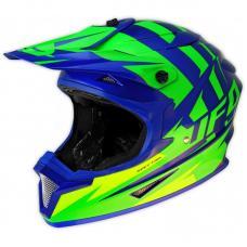 Casca motocross Ufo Spectra Solidus, M