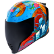 Casca Integrala Icon Airflite Inky culoare Albastru marimea 3XL