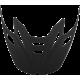 Cozoroc Casca Icon Airflite Visor Rubatone culoare Black