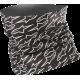 Protectie Alpinstars Astars Neck Tube Negru/Alb marimea OS