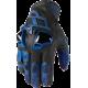 Manusi scurte  Icon Hypersport Short culoarea Albastru marimea 3XL