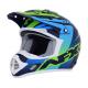 Casca Cross/ATV AFX FX-17  Holeshot  culoare verde albastru marime XL